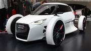 Urban Concept, la Renault Twizy selon Audi