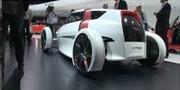 vidéo Audi Urban et A2 Concept