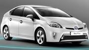 Toyota Prius restylée  : l'attrait de la nouveauté