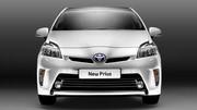 Toyota Prius : des retouches