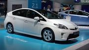 Toyota restyle en douceur sa Prius