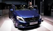 Mercedes Classe B 2 : Priorité au dynamisme