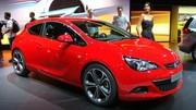 Opel Astra GTC : il va y avoir du sport
