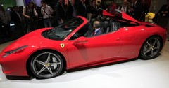 Ferrari 458 Spider : on cherche les défauts