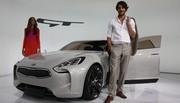 Kia GT, un concept car ni électrique, ni hybride !
