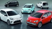 Volkswagen décline sa citadine up! sous toutes les formes