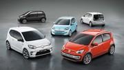 Volkswagen Up!: une famille de sextuplés