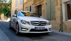 Essai Mercedes Benz C220 CDI et C250 CDI Coupé