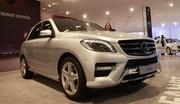 Mercedes Classe ML : Fidèle aux postes