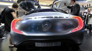 Mercedes F125! Concept, le haut de gamme étoilé de demain