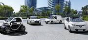 Derniers tests pour les Renault ZE avant le lancement