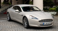Essai Aston Martin Rapide : Drive and Let Die