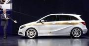 Mercedes-Benz Concept Classe B E-Cell Plus : Une Classe B façon Volt