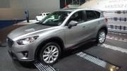 Mazda dégaine son CX-5