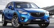 Avec le CX-5, Mazda veut reconquérir l'Europe