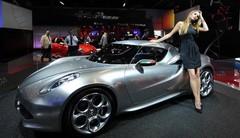 L'Alfa Romeo 4C en détails