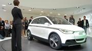 Audi A2 Concept : du jus à revendre