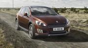 Peugeot 508 RXH Limited Edition : 300 exemplaires !