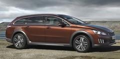 Edition limitée de lancement pour la Peugeot 508 RXH