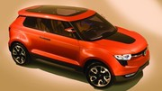 SsangYong XIV-1 : petit SUV