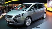 Opel Zafira Tourer, il vient défier les Scénic et C4 Picasso