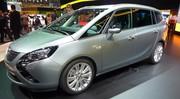 Opel Zafira Tourer, grand voyageur