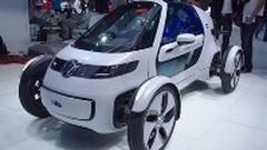 Concept électrique Volkswagen Nils