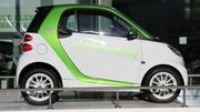 Smart Fortwo electric drive, la troisième