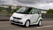 16000 € HT : c'est le prix de la Smart Electric Drive !