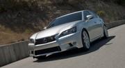 Lexus GS 450h : 343 chevaux et 6,3 l/100 km !
