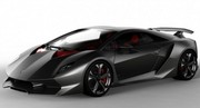 La Lamborghini Sesto Elemento commercialisée en 2013