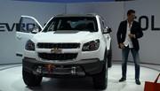 Chevrolet Colorado rallye : à venir