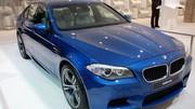 BMW M5 2012 en video