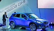 Mazda CX-5 : SUV compact SkyActiv