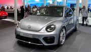 Volkswagen Beetle R : coccinelle de course