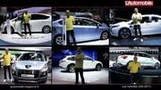 Les hybrides de Francfort en vidéo : L'embarras du choix