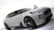 Kia GT Concept : berline de luxe