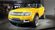 Land Rover DC100 Concept, duo de vrais 4x4