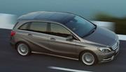 Prix Mercedes Classe B 2 : Toujours aussi premium