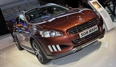 Peugeot 508 RXH : les 300 exemplaires de la Limited Edition déjà vendus !