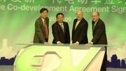 Voiture électrique : GM et SAIC collaborent en Chine