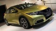 Nouvelle Honda Civic, 9è génération techno