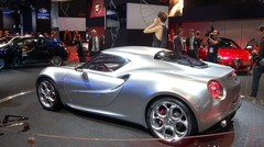 En vidéo : stand Lotus, Alfa Romeo 4C et Fiat Panda