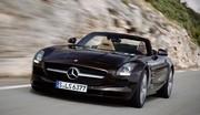 Essai Mercedes SLS AMG Roadster : Concert en plein air