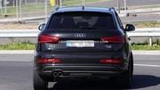 Le futur Audi Q3 RS fait parler ses plus de 300 chevaux sur le Nürburgring