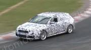 Future Audi RS4 Avant : Quatre Anneaux sur le Ring
