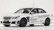 Une Mercedes Classe E électrique et 4 roues motrices chez Brabus