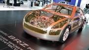 Subaru BRZ : présentation à la fin de l'année à Tokyo ?