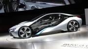 BMW i8 Concept, sportive du futur