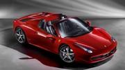 Ferrari 458 Spider : sublissime !